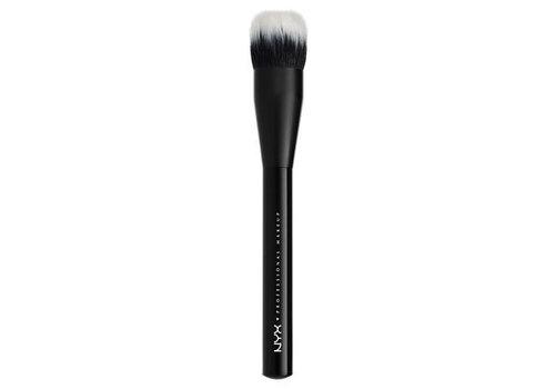 NYX Professional Make Up Pro Dual Fiber Foundation Brush