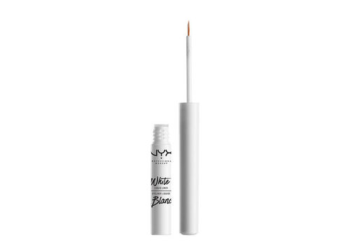NYX Professional Makeup White Liquid Liner