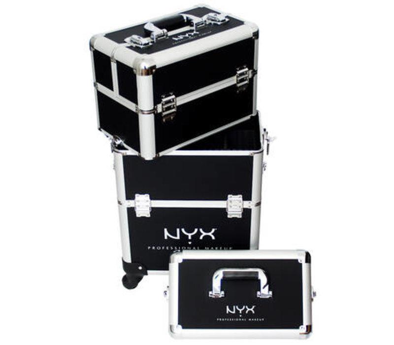 NYX Professional Makeup Makeup Artist Train Case 4 Tier
