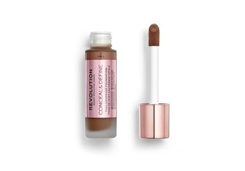 Makeup Revolution Conceal & Define Foundation F16.5