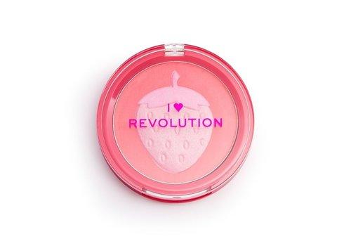 I Heart Revolution Fruity Blusher Strawberry