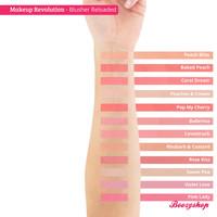 Makeup Revolution Blusher Reloaded Rose Kiss