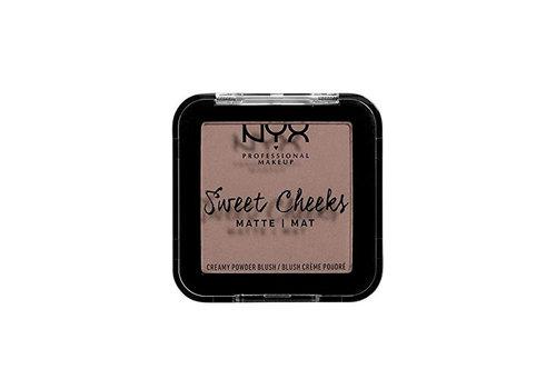 NYX Professional Make Up Creamy Powder Blush Matte So Taupe