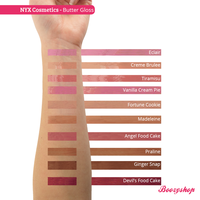 NYX Professional Makeup Butter Gloss Fortune Cookie