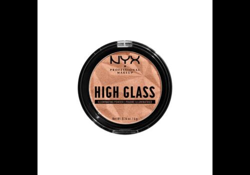 NYX Professional Makeup High Glass Illuminating Powder Daytime Halo