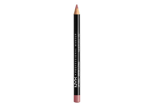 NYX Professional Make Up Slim Lip Pencil Burgundy