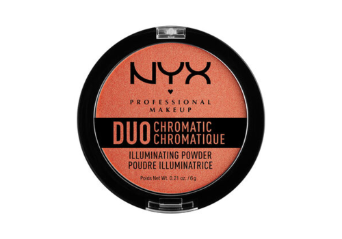 NYX Professional Make Up Duo Chromatic Illuminating Powder Synthetica