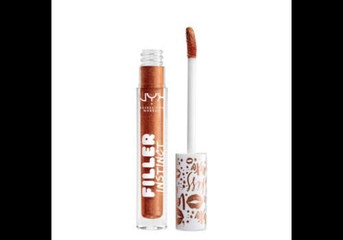 NYX Professional Makeup Filler Instinct Plumping Lip Polish New Money