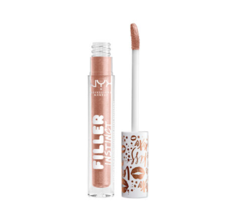 NYX Professional Makeup Filler Instinct Plumping Lip Polish Brunch Drunk