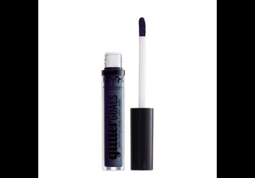 NYX Professional Makeup Glitter Goals Liquid Lipstick Oil Spill