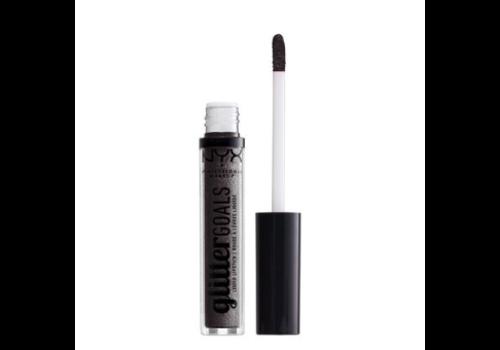 NYX Professional Makeup Glitter Goals Liquid Lipstick Alienated