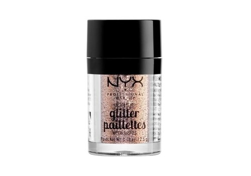 NYX Professional Make Up Metallic Glitter Goldstone