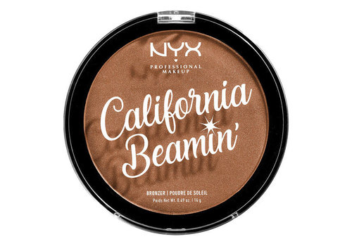 NYX Professional Makeup California Beamin' Face & Body Bronzer Sunset Vibes