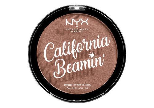 NYX Professional Make Up California Beamin' Face & Body Bronzer Free Spirit