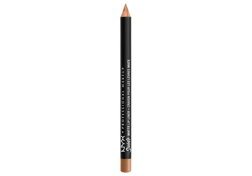 NYX Professional Make Up Suede Matte Lip Liner London