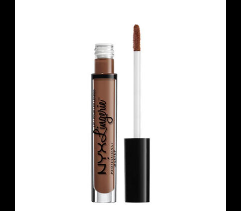 NYX Cosmetics Lip Lingerie Liquid Lipstick After Hours