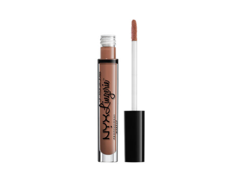 NYX Professional Make Up Lip Lingerie Liquid Lipstick Baby Doll