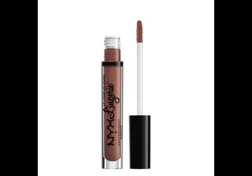 NYX Professional Makeup Lip Lingerie Liquid Lipstick Cabaret Show