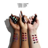 NYX Professional Makeup Shout Loud Satin Lipstick a La Mode