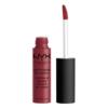 NYX Professional Makeup NYX Professional Makeup Soft Matte Lip Cream Budapest