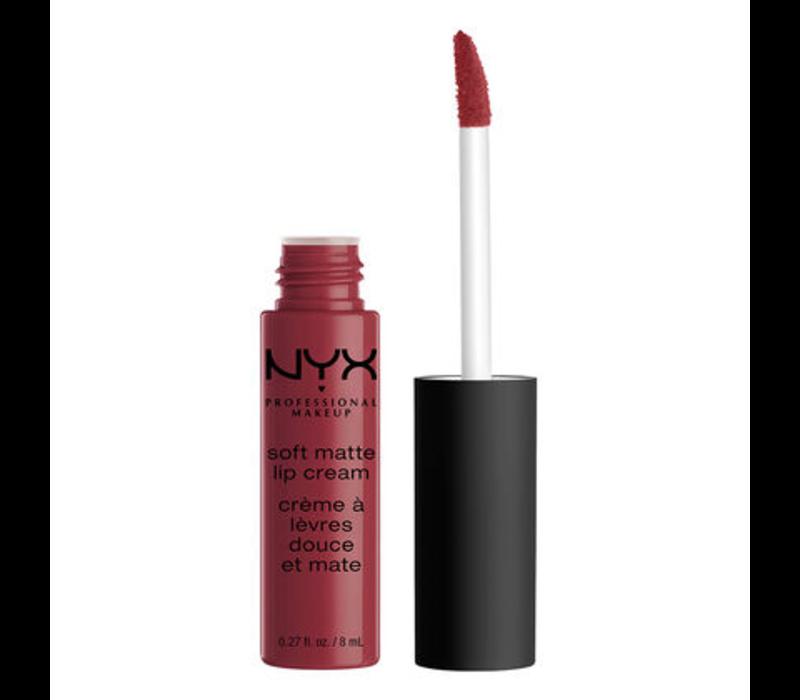 NYX Professional Makeup Soft Matte Lip Cream Budapest