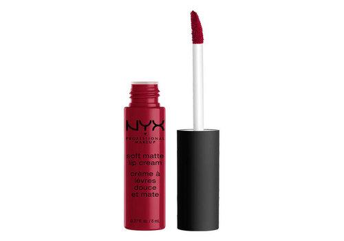 NYX Professional Makeup Soft Matte Lip Cream Monte Carlo