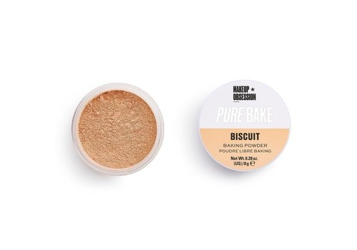 Makeup Obsession Pure Bake Baking Powder Biscuit
