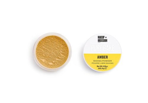 Makeup Obsession Pure Bake Baking Powder Amber