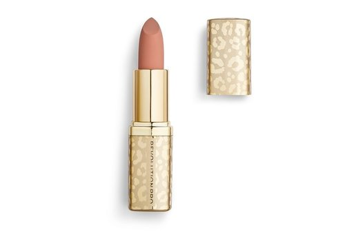 Revolution Pro New Neutral Satin Matte Lipstick Cashmere