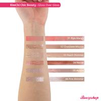 KimChi Chic Beauty Gloss Over Gloss 03 Peach Shimmer