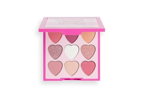 I Heart Revolution Heartbreakers Palette Sweetheart