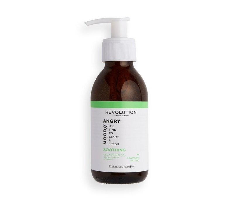 Revolution Skincare Mood Soothing Cleansing Gel