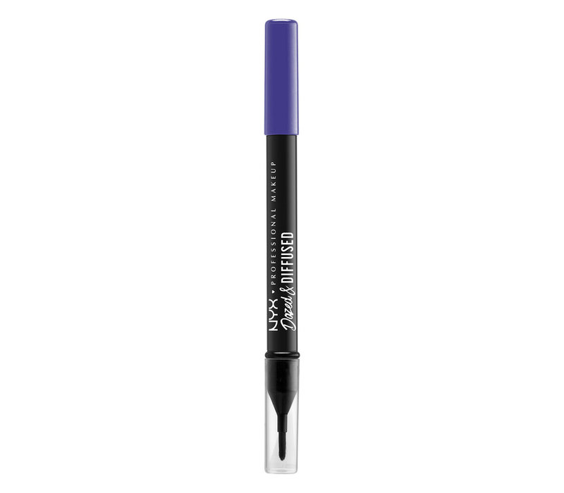 NYX Professional Makeup Dazed & Diffused Blurring Lipstick Twisted