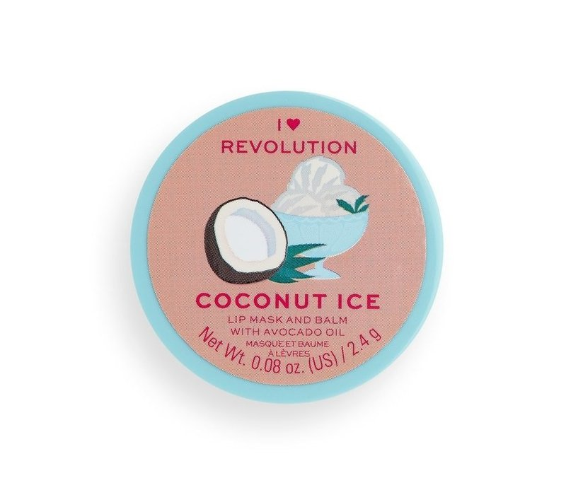 I Heart Revolution Lip Mask Coconut Ice