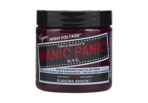 Manic Panic Classic High Voltage Semi-Permanente Haarverf Fuschia Shock