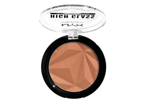 NYX Professional Makeup High Glass Finishing Powder Deep