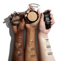 NYX Professional Makeup High Glass Finishing Powder Medium