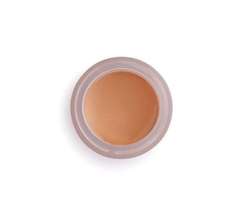 Makeup Revolution Conceal & Fix Ultimate Coverage Concealer Deep Tan