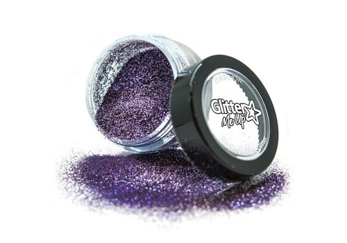 PaintGlow Bio Degradable Fine Glitter Parma Violet