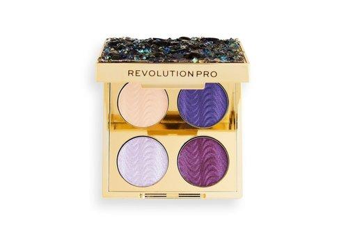 Revolution Pro Ultimate Eye LookHidden Jewels Palette