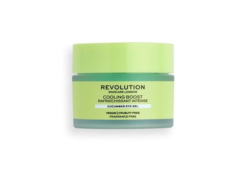 Revolution Skincare Cooling Cucumber Eye Gel