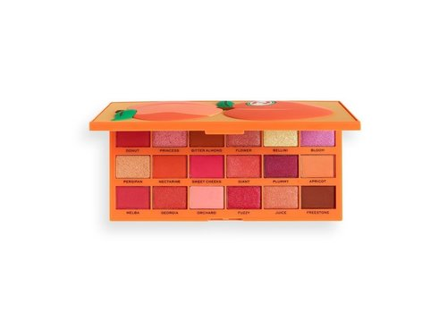 I Heart Revolution Tasty Eyeshadow Palette Peach