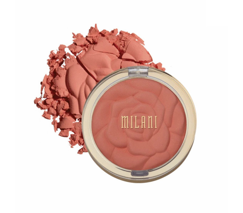 Milani Rose Powder Blush Wild Rose