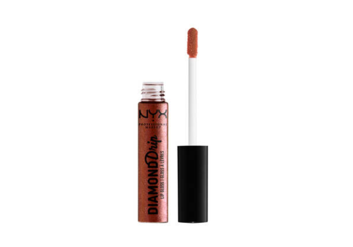 NYX Professional Makeup Diamond Drip Lip Gloss Spark Of Magic