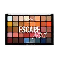 NYX Professional Makeup Escape Artist Shadow Palette