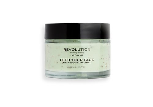 Revolution Skincare x Jake - Jamie Mint Choco Chip Face Mask
