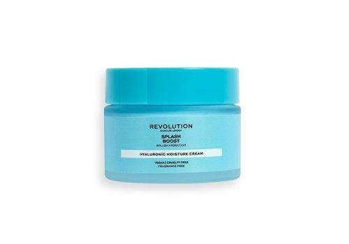 Revolution Skincare Splash Boost Cream with Hyaluronic Acid