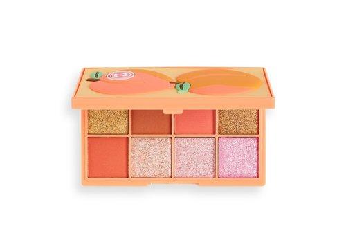 I Heart Revolution Mini Tasty Eyeshadow Palette Peach