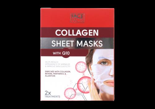 Face Facts Collagen & Q10 Sheet Mask