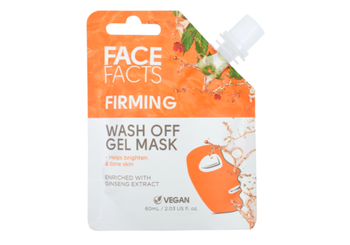 Face Facts Wash Off Mask Firming